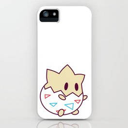 Kawaii Chibi Togepi iPhone Case