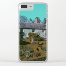 Killruddery House, Bray. Clear iPhone Case