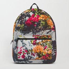 California wildflowers Backpack