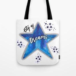 City of Dreams Tote Bag