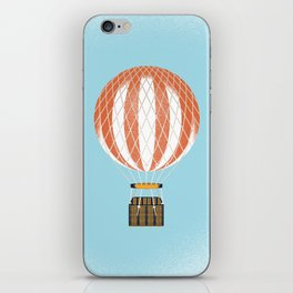 Montgolfier iPhone Skin