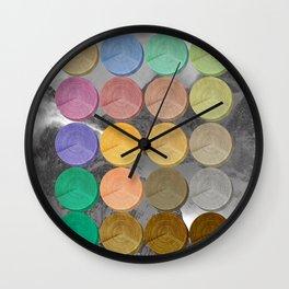 Crop Circles 3 Wall Clock