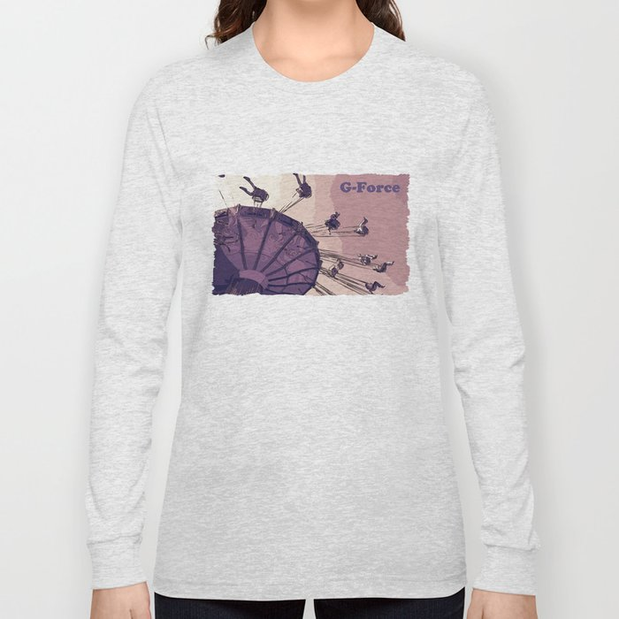 G-Force Long Sleeve T-shirt