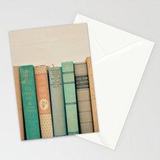 Literary Gems I Stationery Cards