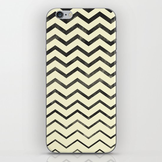 Zag (natural) iPhone & iPod Skin