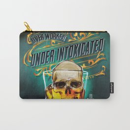 Under Intoxicated Carry-All Pouch
