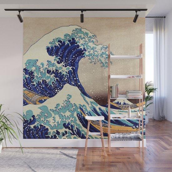 The Great Wave Off Kanagawa by artgallery