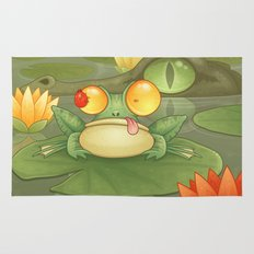Swamp Snack Rug