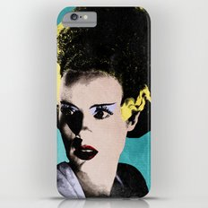 The Beautiful Bride of Frankenstein iPhone 6 Plus Slim Case