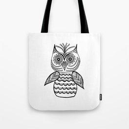 A Single Owl (1) Tote Bag