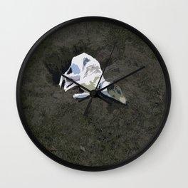 RowdyDog Wall Clock