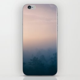 Sunrise in Heaven iPhone Skin