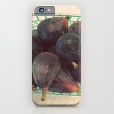 Figs in a Basket Color Photo iPhone 6s Slim Case