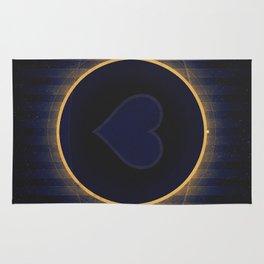 Pluto - The Heart Rug