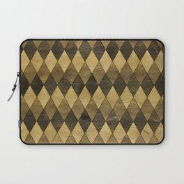 Wooden Diamonds Laptop Sleeve