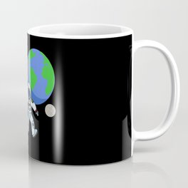 love from space 1 Coffee Mug