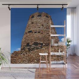 Desert View Watchtower - South Rim Grand Canyon Wall Mural