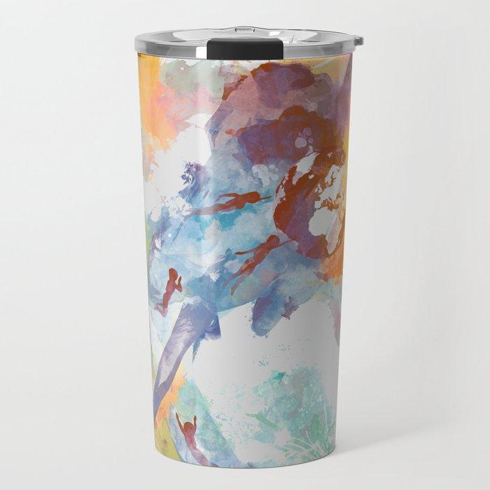 Found Travel Mug