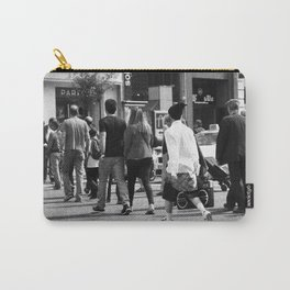Madrid people Carry-All Pouch