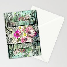 Tower of Flowers Stationery Cards
