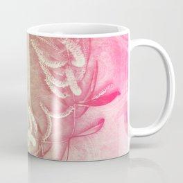 Pink and green wattle and kaleidoscope Coffee Mug