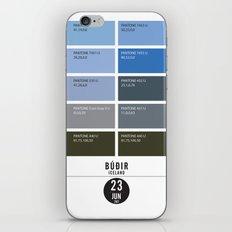 PANTONE glossary - Iceland - Búðir iPhone & iPod Skin