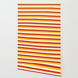 Bhutan dorset flag stripes Wallpaper