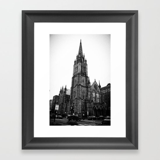 Church of the Covenant Framed Art Print