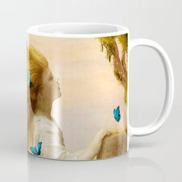 Unfurling Glory Coffee Mug