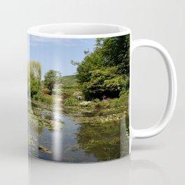 Monets Waterlily Pond Coffee Mug