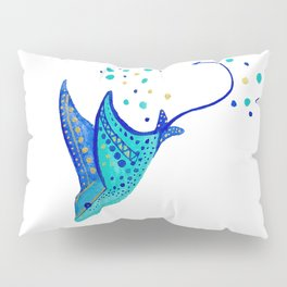 Neptune's Ray Pillow Sham