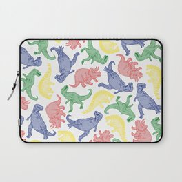 Dinosaurs in Color Laptop Sleeve