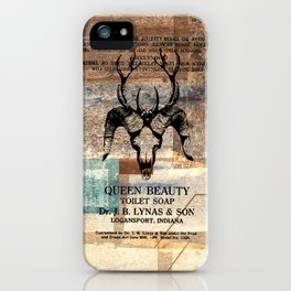 SOAP iPhone Case