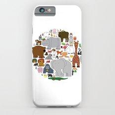 The Animal Kingdom Slim Case iPhone 6s