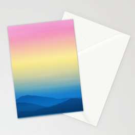Pan Pride Stationery Cards