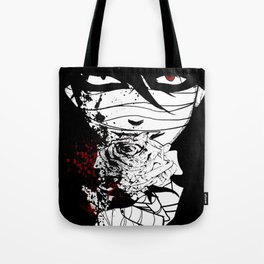 Zack Angels Of Death Tote Bag