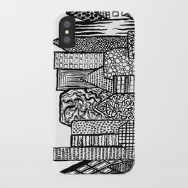 Where Are You Today? iPhone Case