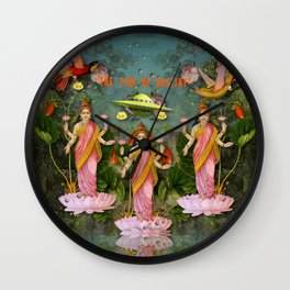 tHe tiDe of dEstiNy  Wall Clock