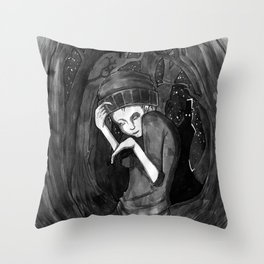 unfortunate Throw Pillow