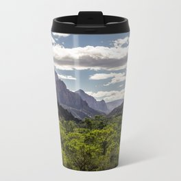 Lush Valley Metal Travel Mug