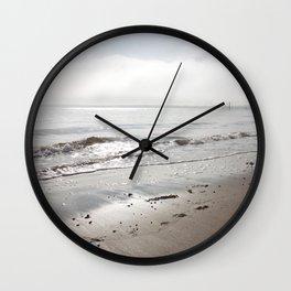 Broughty Ferry beach 5 Wall Clock