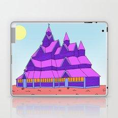 Heddal Stave Church Laptop & iPad Skin