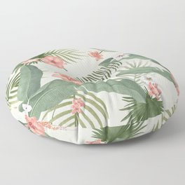Tropical Nature Floor Pillow