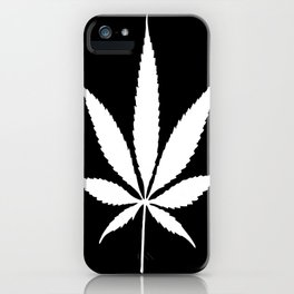 Weed High Times iPhone Case