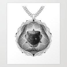 Spirobling XXII Art Print