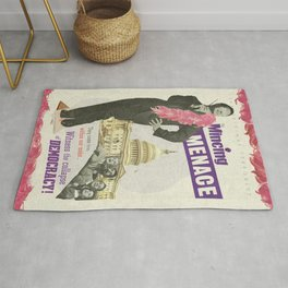 The Mincing Menace Rug