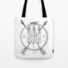 Ouroboros Logos Tote Bag