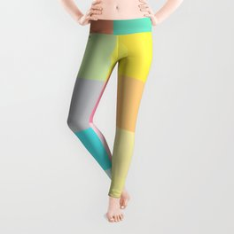 summer girl dress colors Leggings