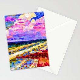 Konrad Magi Coastline of Saaremaa Stationery Cards