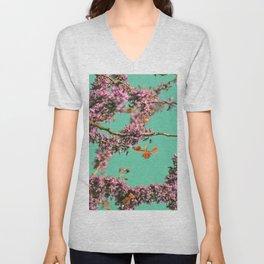 Spring Color of Revolution Unisex V-Neck